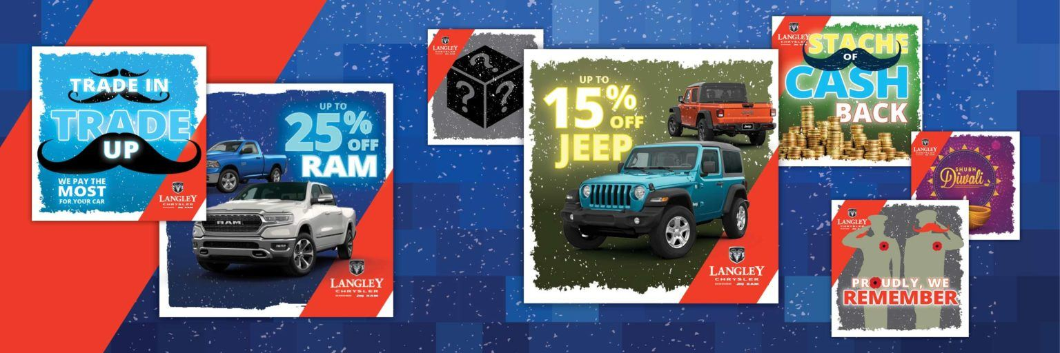ONE BIG MONTH at Langley Chrysler